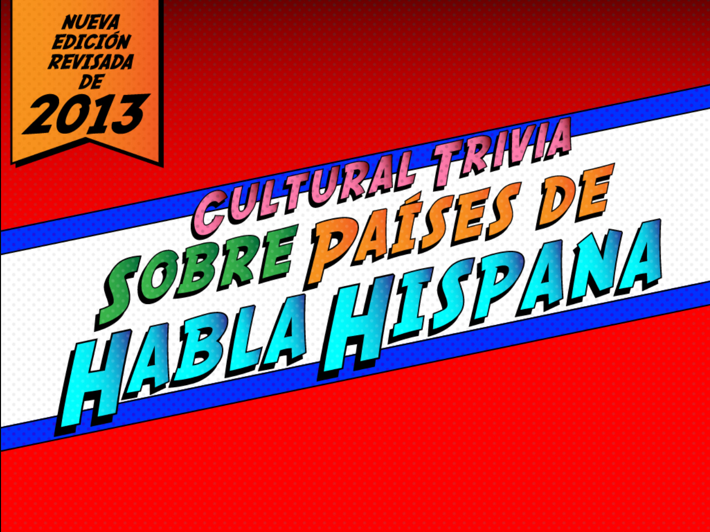 Spanish Cultural Trivia Digital Game