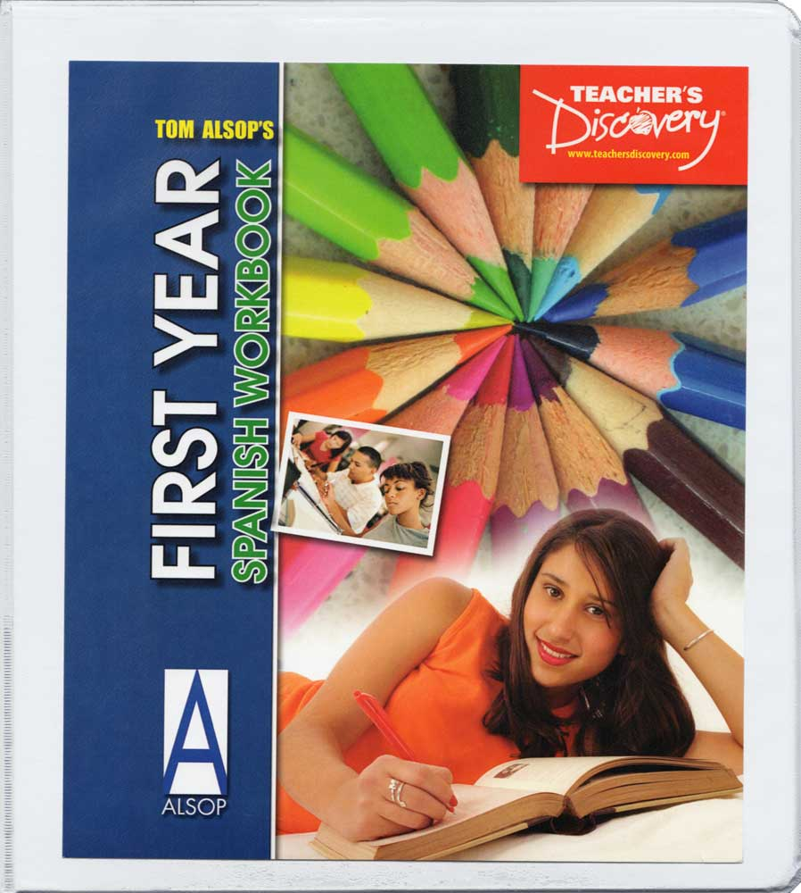 Tom Alsop's First-year Spanish Workbook Download