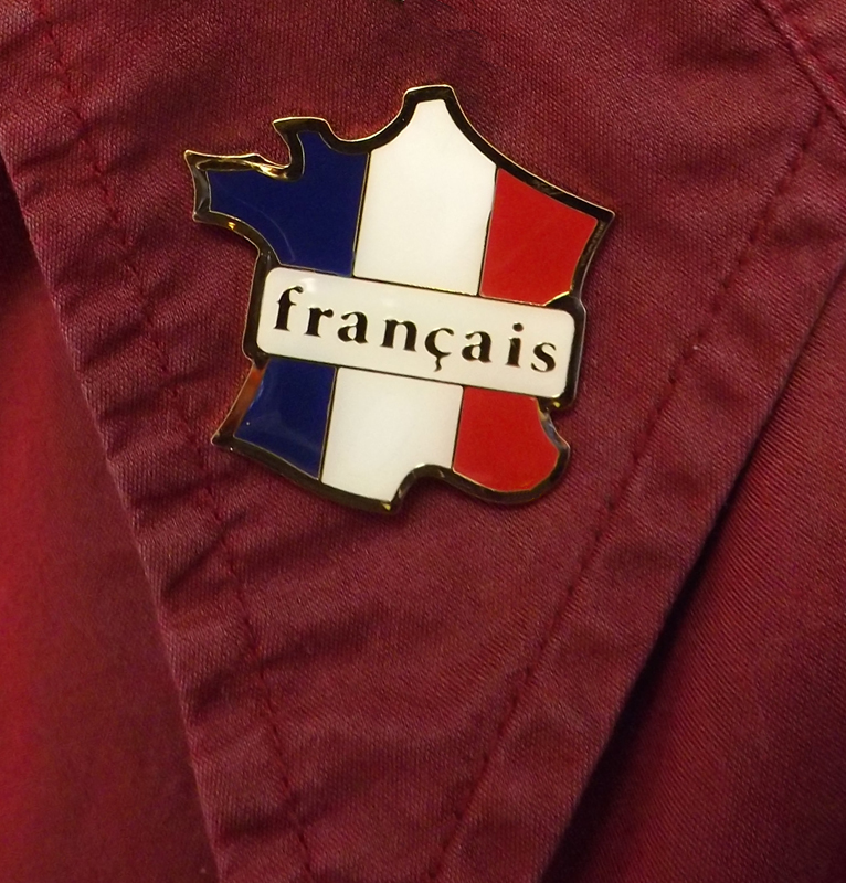 Français Country Pin
