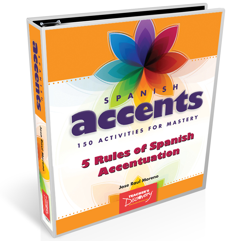 Accents Mastery Spanish Reproducible Activity Book Download