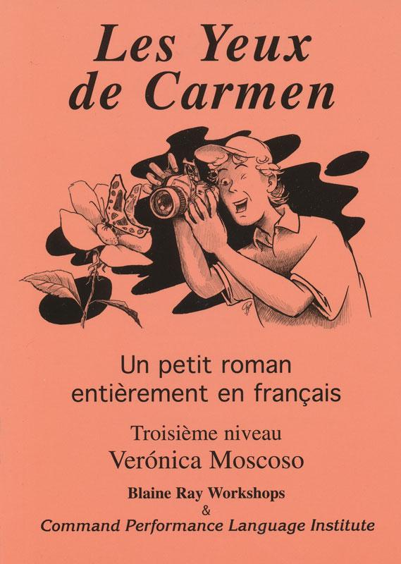 Les Yeux de Carmen Reader Troisième niveau