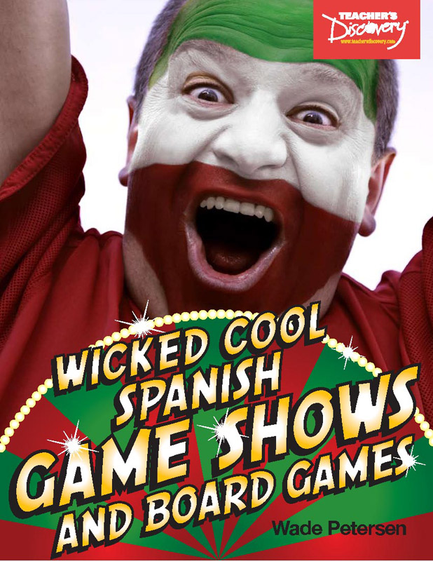 Wicked Cool Game Shows & Board Games Spanish Book Download