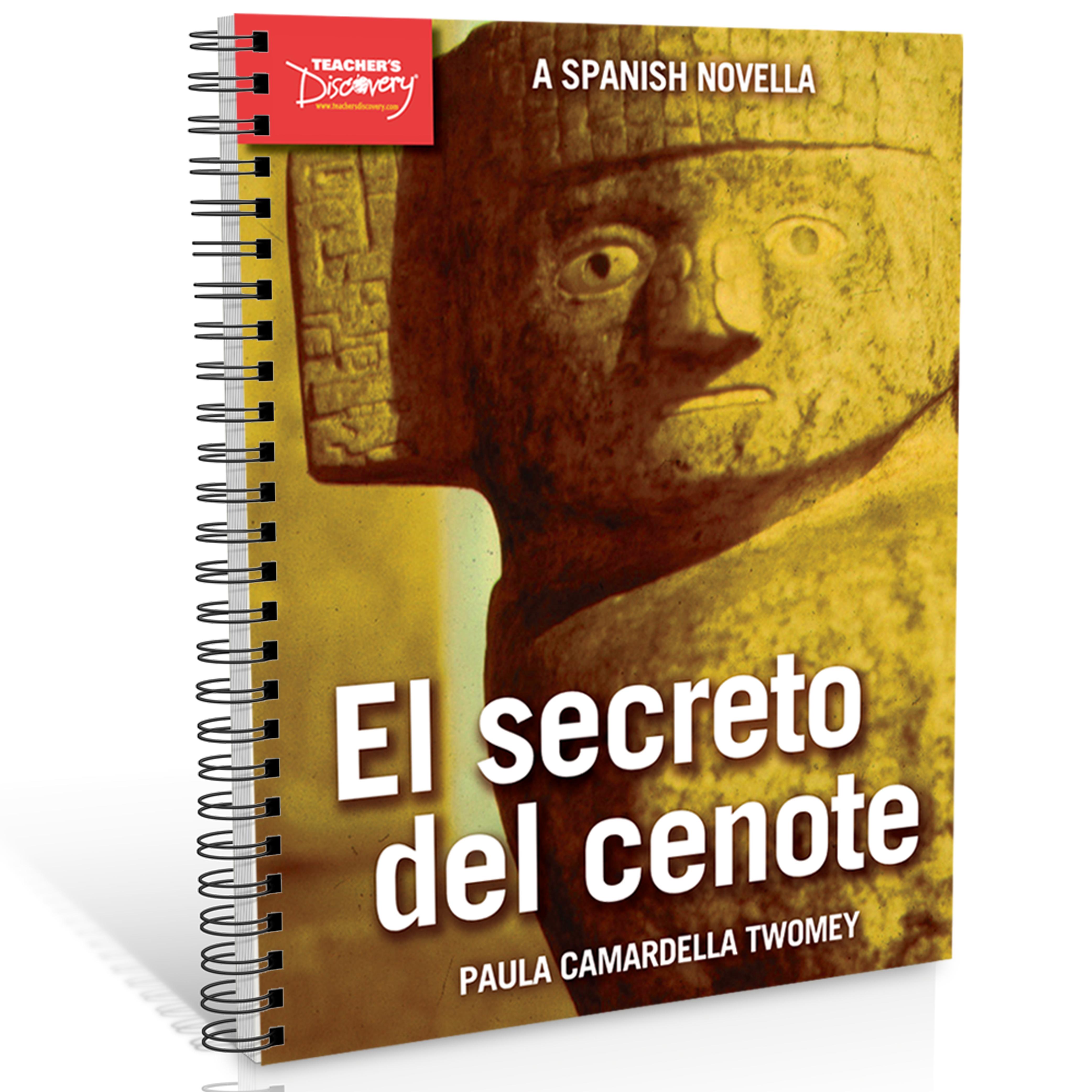 El secreto del cenote Novella Download