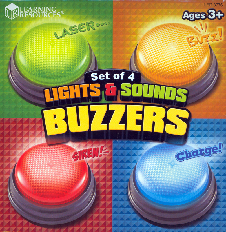 Lights and Sound Buzzers