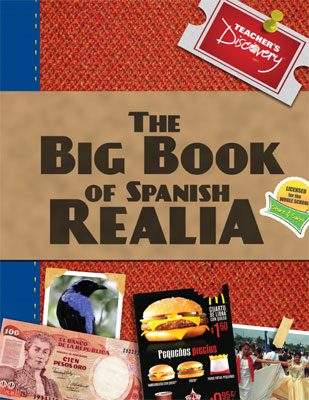 Big Book of Spanish Realia Volume I & Volume II Download