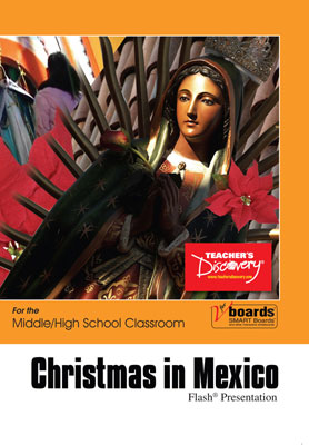Christmas In Mexico Spanish Lesson Presentation