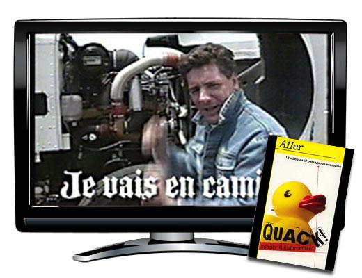 Aller French DVD