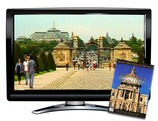 Global Treasures™ Dome des Invalides DVD