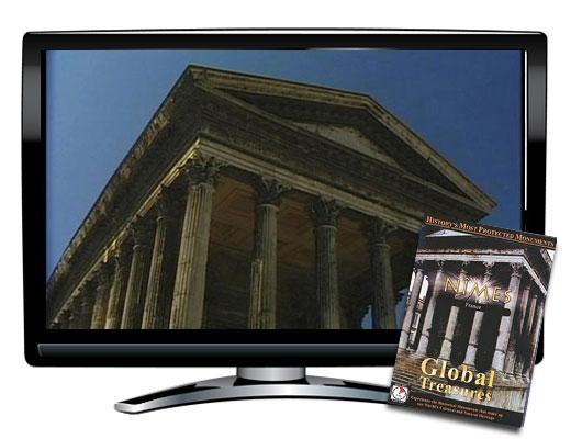 Global Treasures™ Nimes France DVD