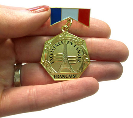 French Honor Medal (2013)