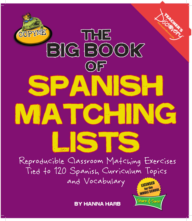 The Big Book of Spanish Matching Lists Download