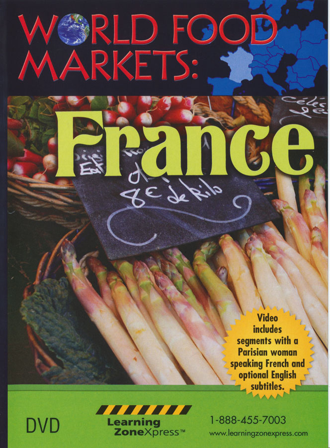 World Food Markets France DVD