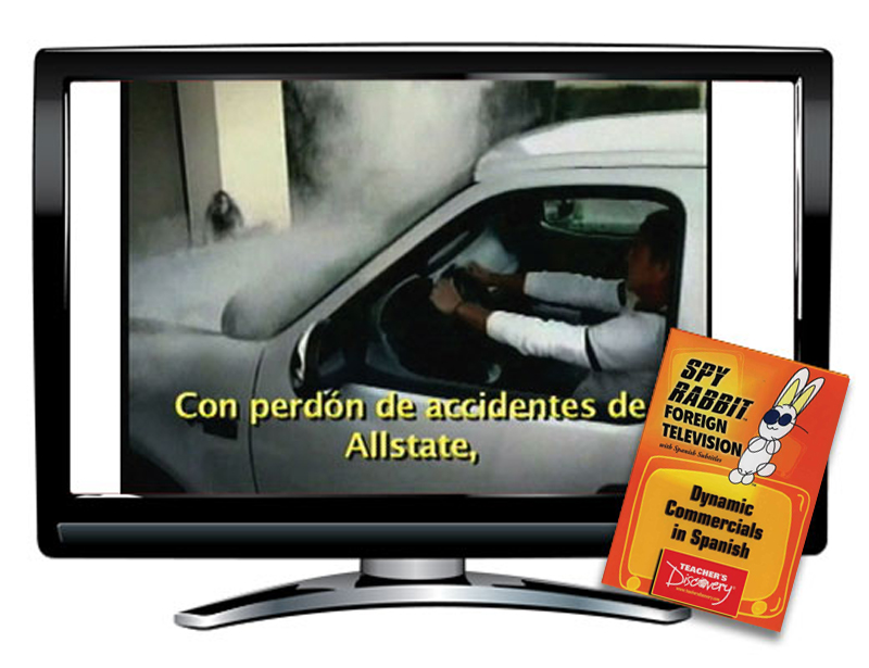 Dynamic Commercials Spanish Spy Rabbit DVD Download