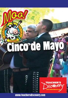 Cinco de Mayo Moo!™ DVD