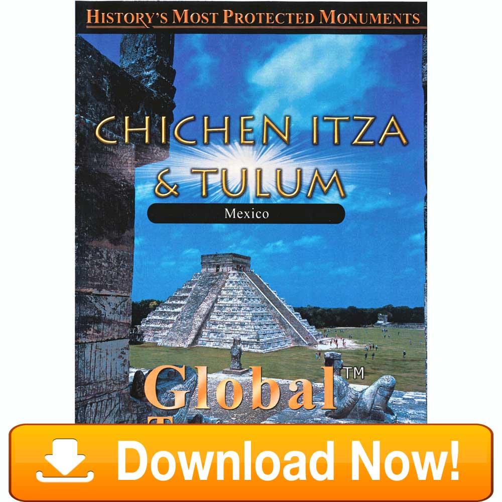 Global Treasures Chichen Itza and Tulum Movie Download