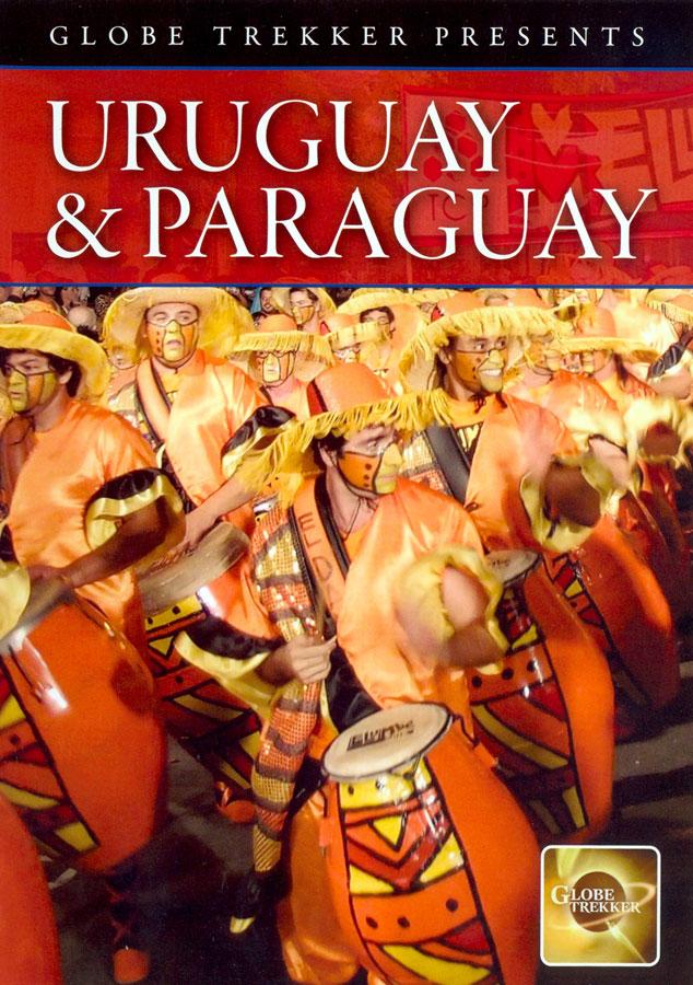 Globe Trekker Uruguay and Paraguay Spanish DVD