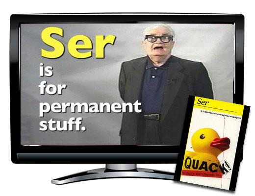 Ser Spanish DVD Download