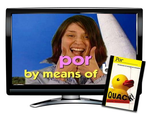 Por Spanish DVD Download