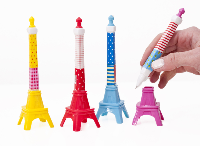 Eiffel Tower Pen