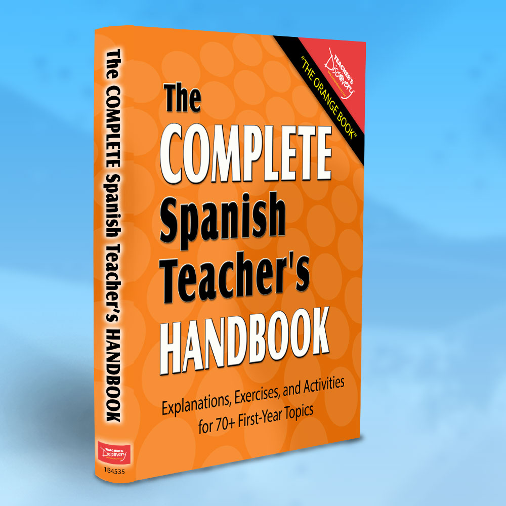 Complete Spanish Teacher's Handbook Download