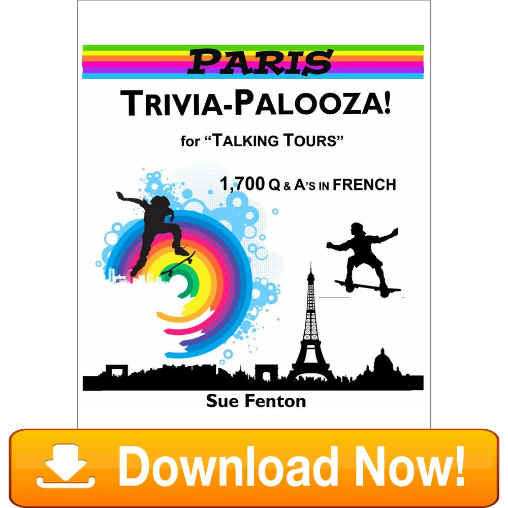 Paris Trivia-Palooza Book Download
