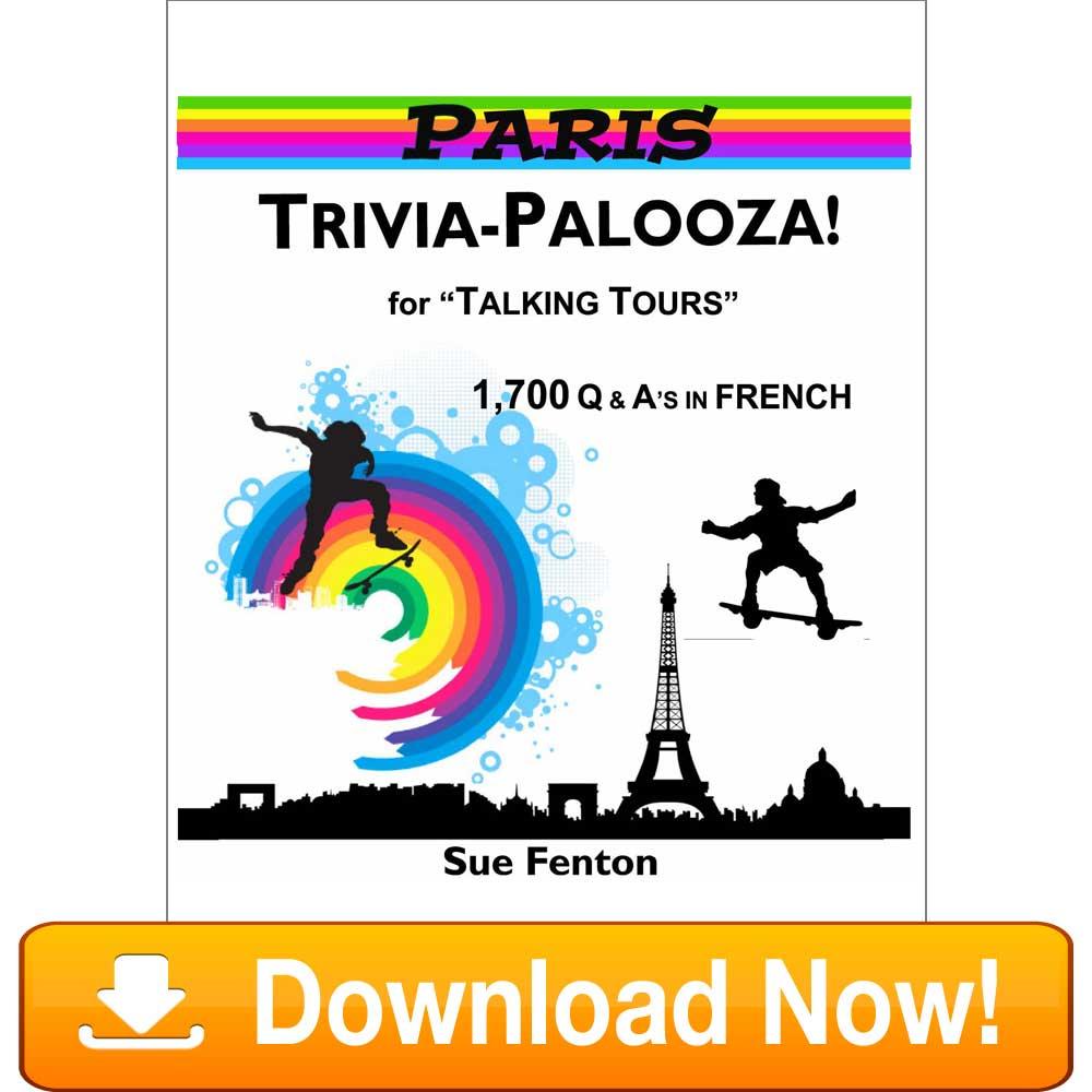 Paris Trivia-Palooza Book Download