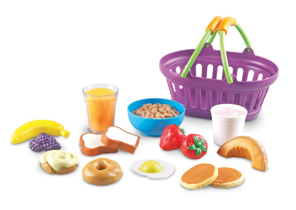 Breakfast Food Basket