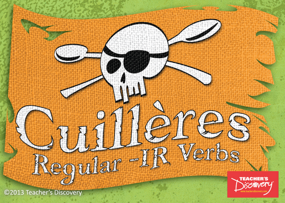 Cuilleres -IR French Verb Game