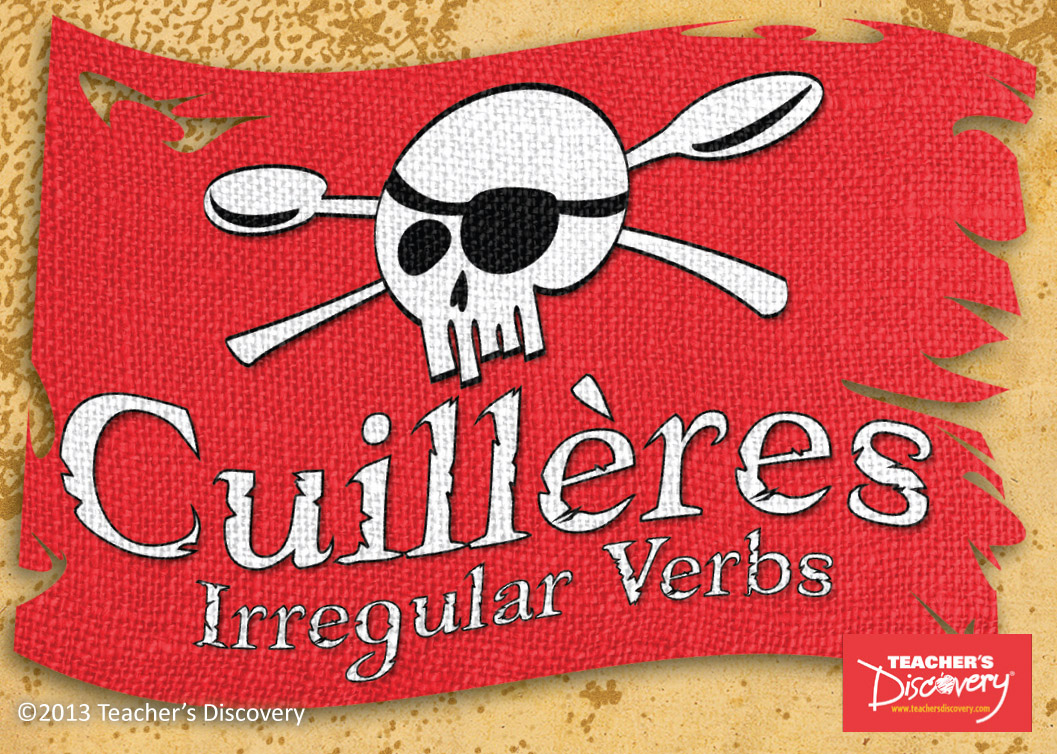 Cuilleres -Irregular French Verb Game
