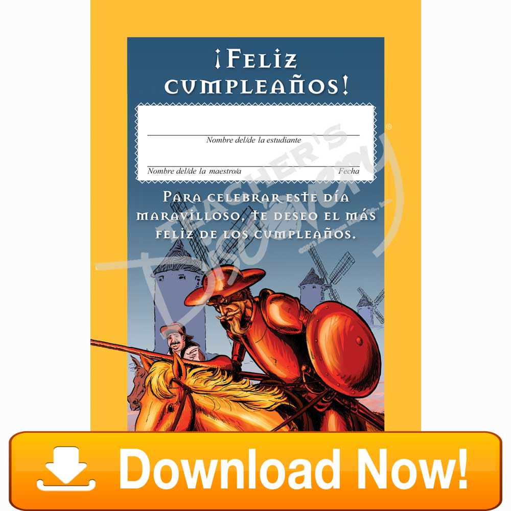 Don q feliz cumpleaos spanish certificate downloadable spanish spanish certificate downloadable 1betcityfo Gallery