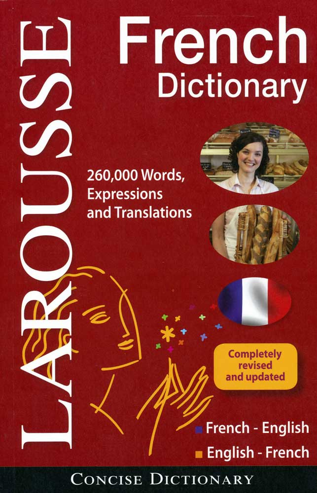 Larousse Concise French Dictionary