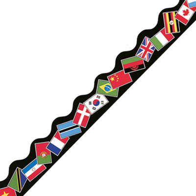World Flags Trimmer