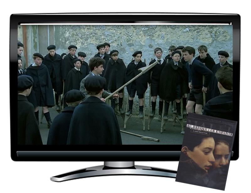 Au revoir les enfants French DVD