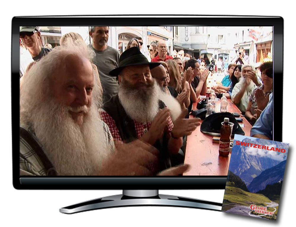 Globetrekker: Switzerland French DVD