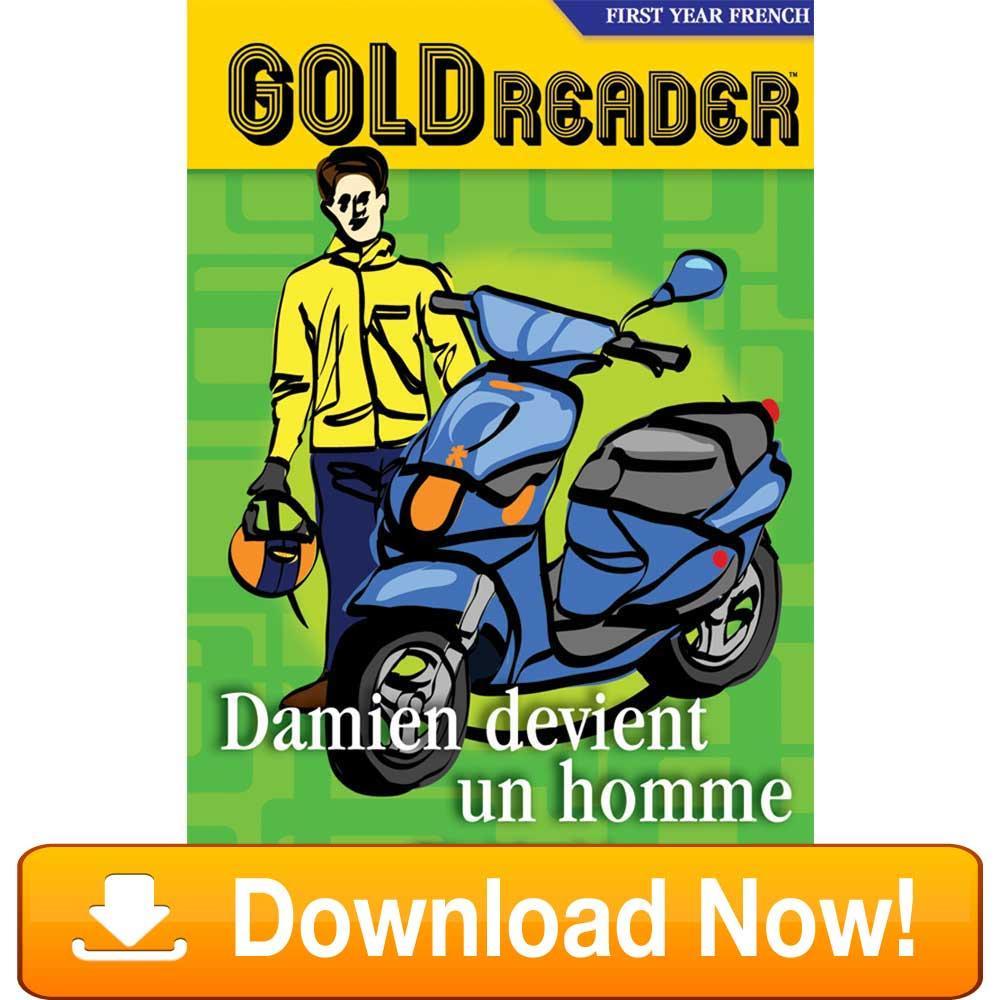 Damien Devient un Homme Downloadable Reader