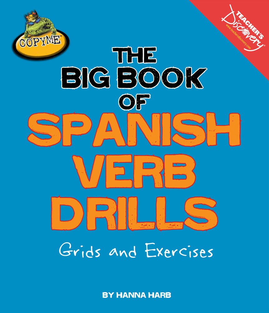 Big Book of Spanish Verb Drills eBook Download