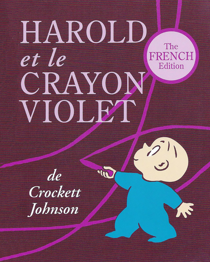 Harold et le Crayon Violet Storybook