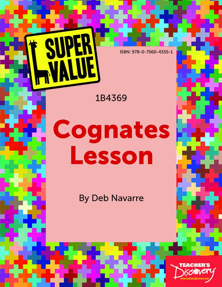 Super Value Cognates Lesson Spanish Download