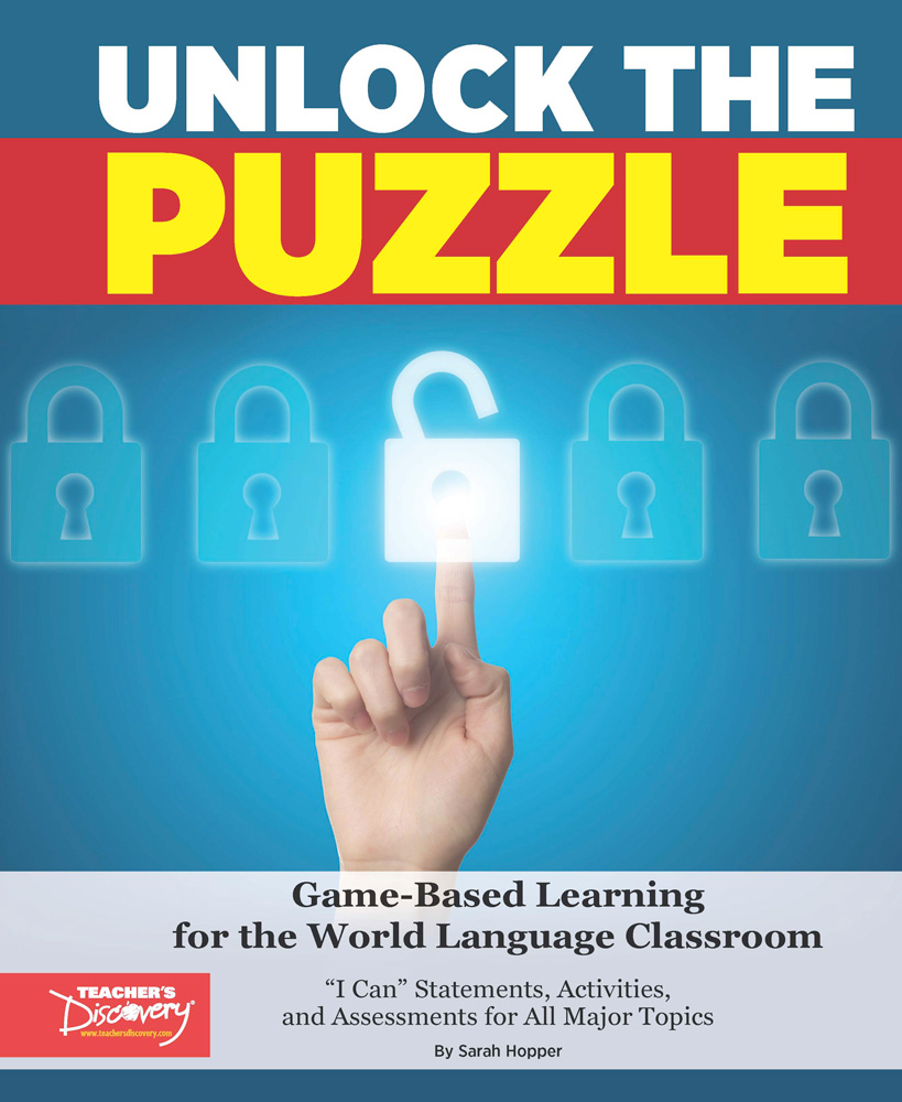 Unlock the Puzzle Spanish Book Download
