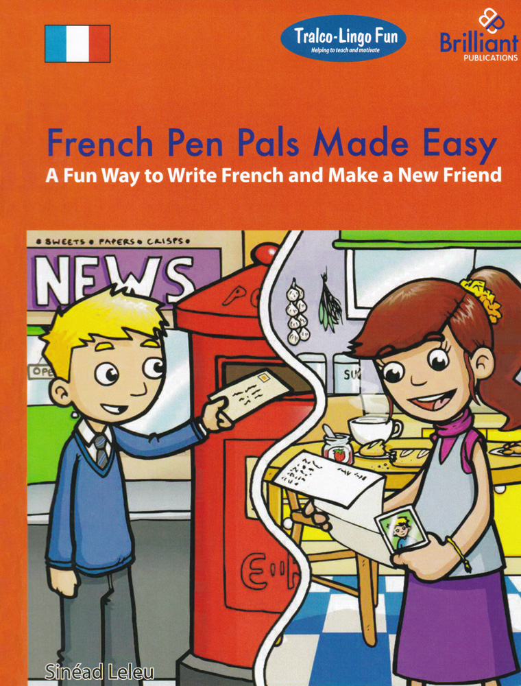 French Pen Pals Made Easy