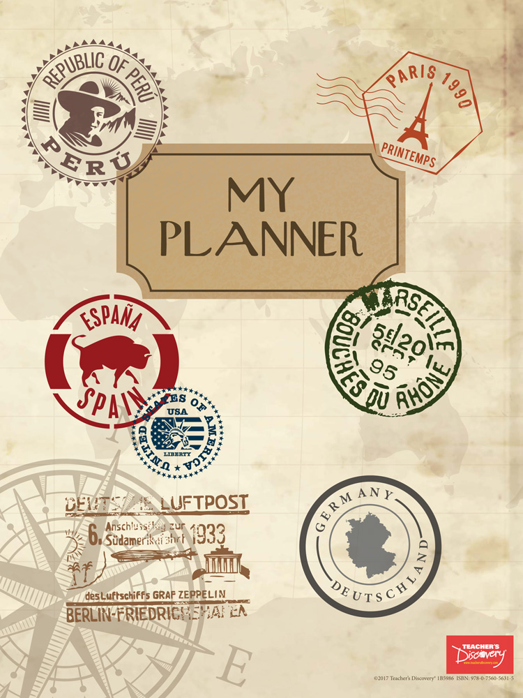 My Planner for World Language Teachers - My Planner for World Language Teachers
