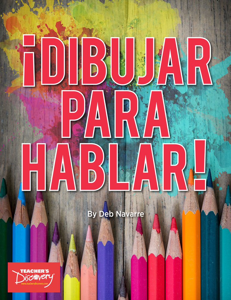 ¡Dibujar para hablar! Spanish Book Download