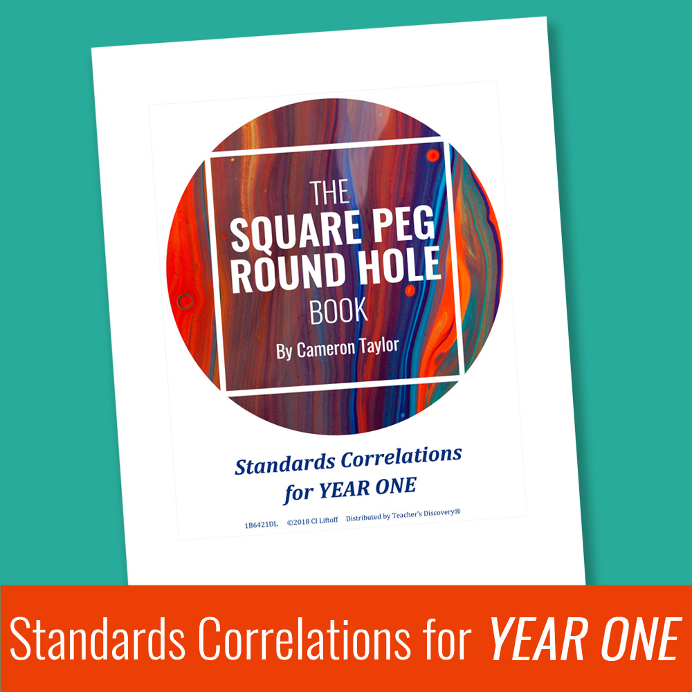 The Square Peg, Round Hole Book (for 1B6377 Year One) Download