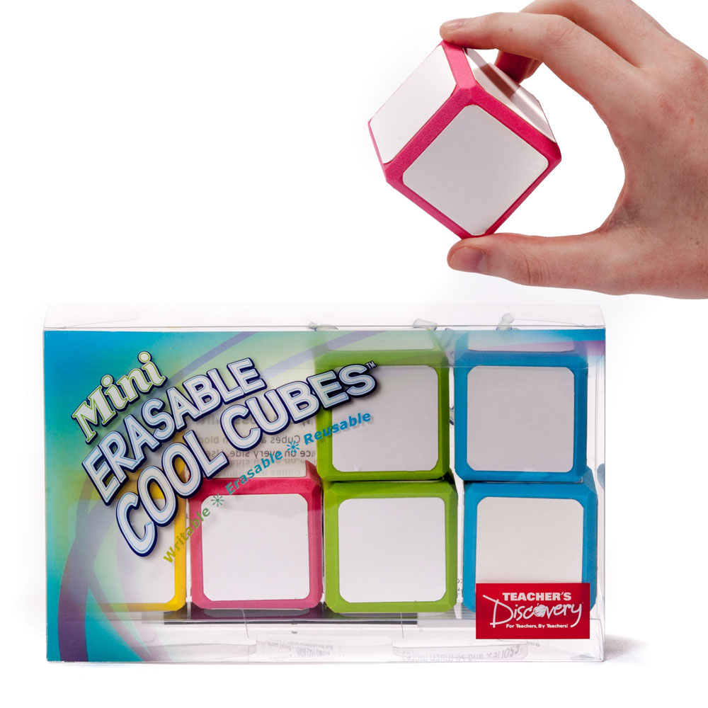Mini Erasable Cool Cubes