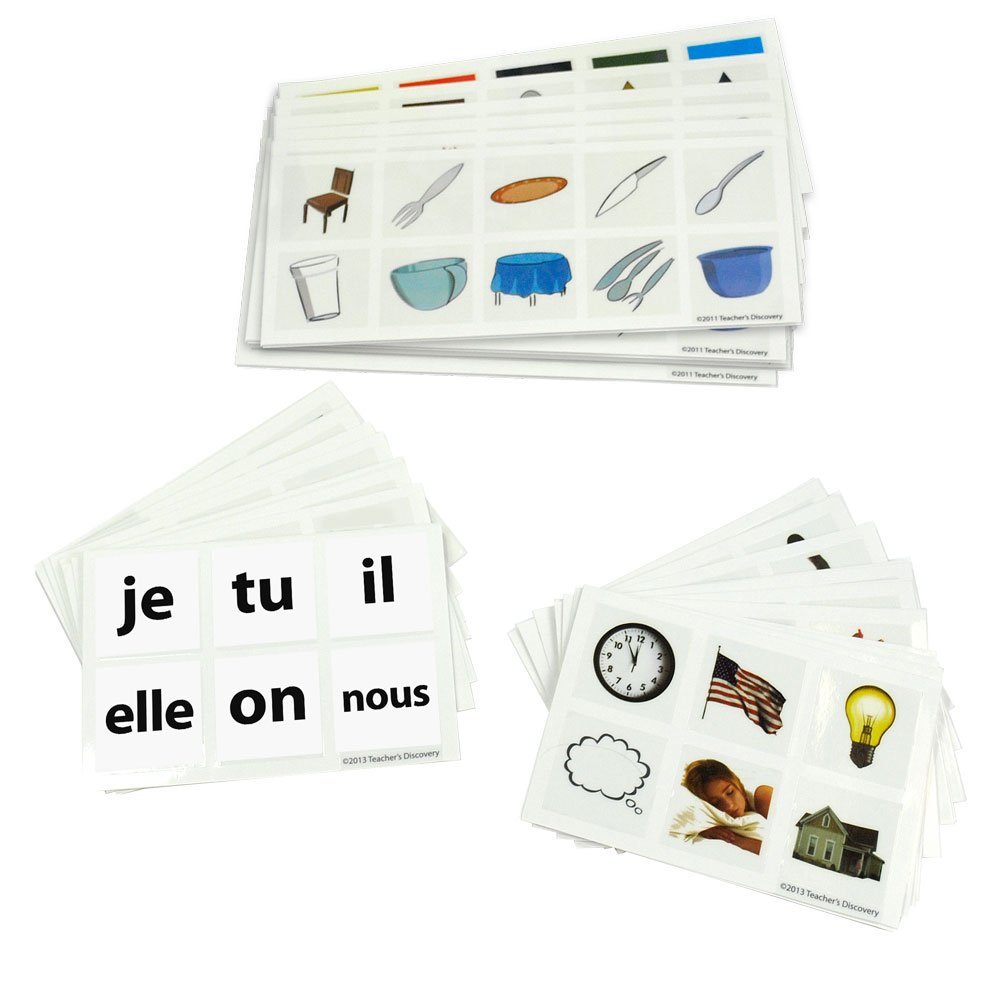 Cool Cubes­™ French Clings Set