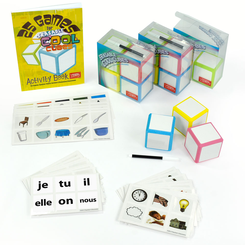 Cool Cubes™ French Ultra Set