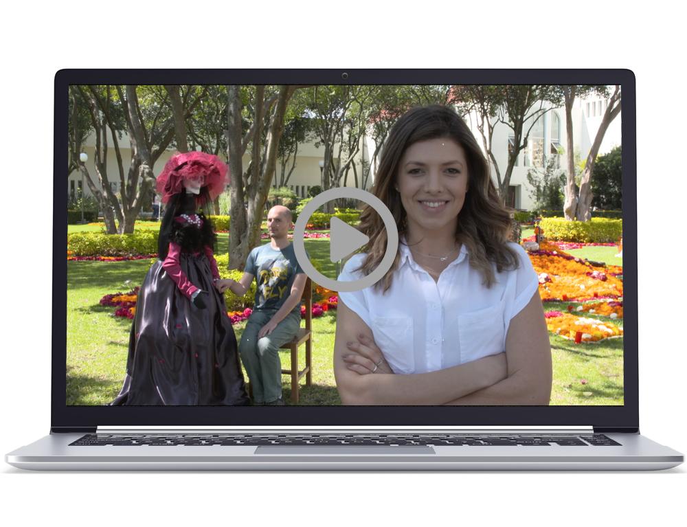 Van y vienen: Día de Muertos Video