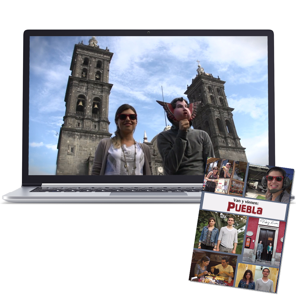 Van y vienen: Puebla Travel Video Download
