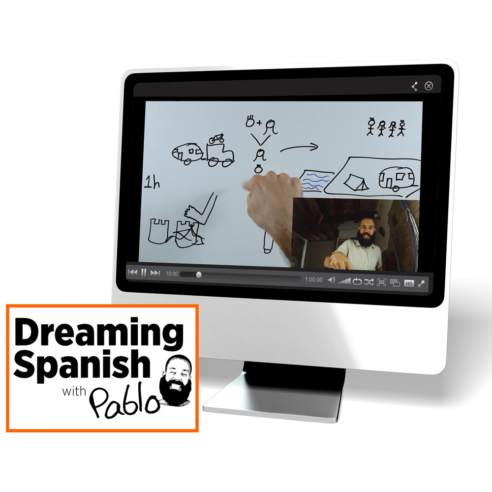 Dreaming Spanish: Summer Vacations Video Download