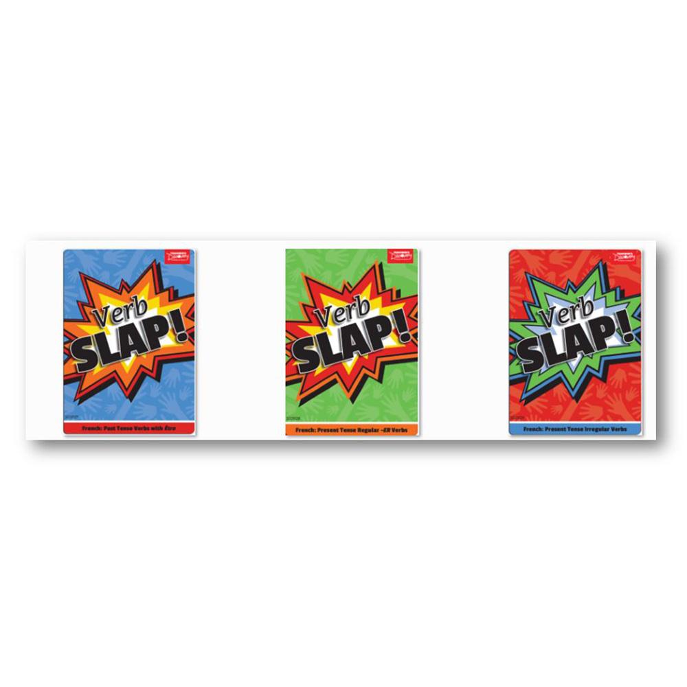 Verb Slap! French Games